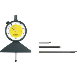 how to read a dial depth gauge