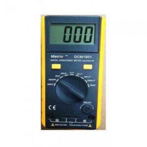 DIGITAL CAPACITANCE METER, DCM 1501