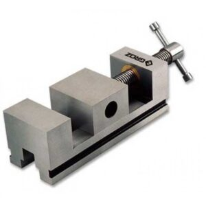 TOOL MAKERS STEEL VICES - SUPER PRECISION (With Screw)