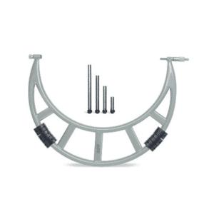 Large Outside Adjustable Micrometer Tubular Type